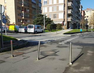 Trafiko mozketak izango dira Bizkaia kalean bihar, 14:00etatik 15:00etara