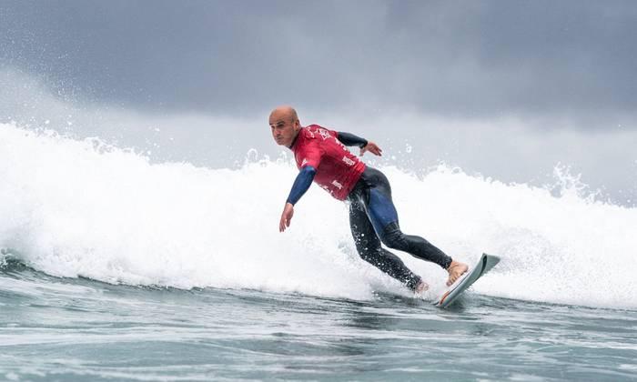 Surf Egokituko Espainiako Txapelketa irabazi du Gallok