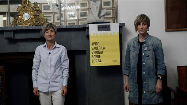 """Pili Zabala: """"GALen X horiek guztiak nor ziren argitzea da helburuetako bat"""""""