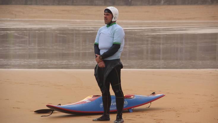 Gipuzkoako Kayak Surf Txapelketa jokoan da