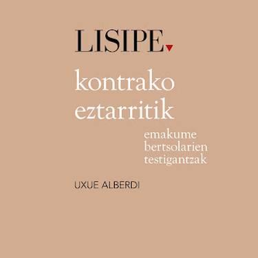 Literatur solasaldia: 'Kontrako eztarritik'