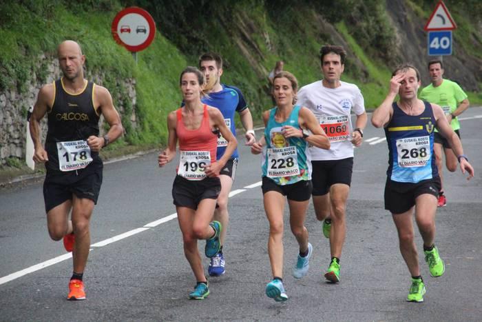 Kirolak eta aisiak Zarautz hartuko dute Euskal Kosta Krosa egunean