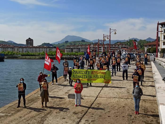 LAB sindikatuak herriz herri egingo ditu Maiatzaren Leheneko mobilizazioak
