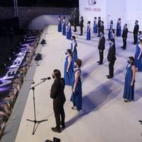 Coro de jovenes de Madrid