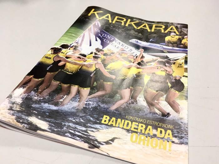 Karkarako azal bat, Tokikom Sarietako finalisten artean
